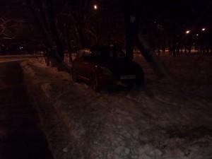 Как мы паркуемся в Москве